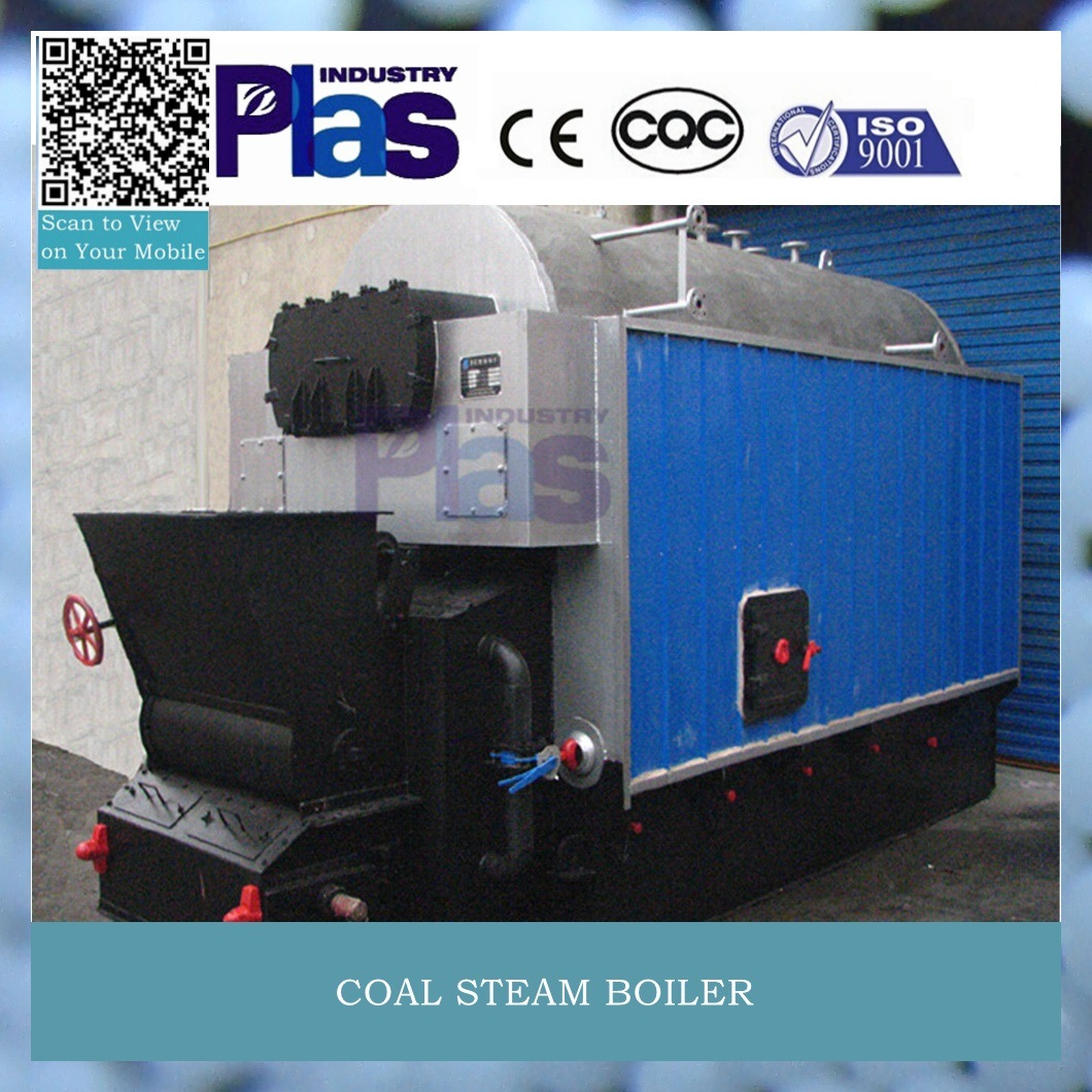 Coal Steam Bolier for EPS Machines