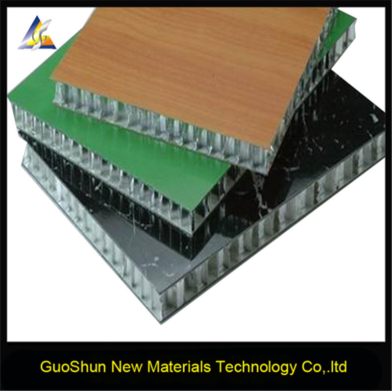 Waving Perforated Honeycomb Composite Aluminum Panel