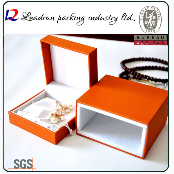 Quality Wood Jewelry Storage Box Jewelry Gift Box (Ys349)