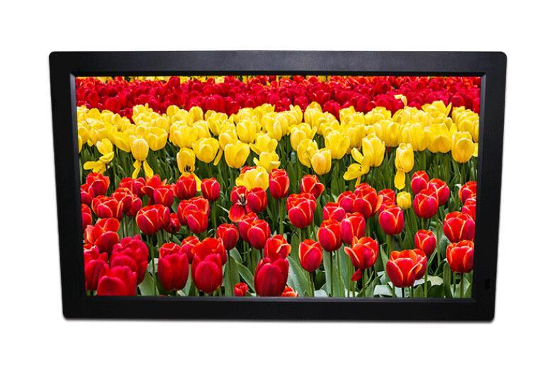 18.5 Inch Digital Photo Frame Full HD 1080P Digital Frame for Advertising