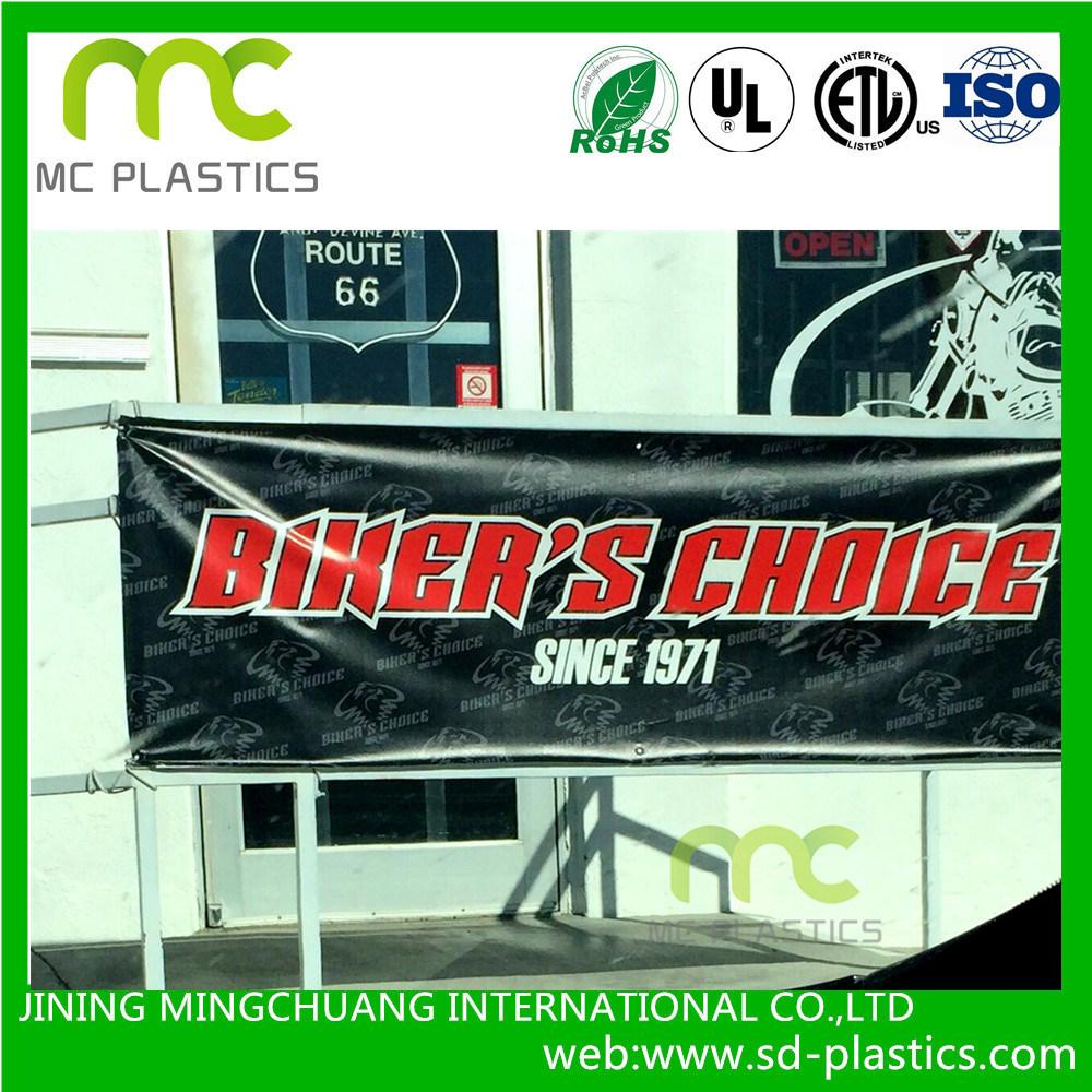 Soft/Flexible/Transparent/Colors PVC Banner