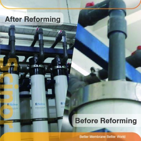 Golden Service of Membrane Product(reforming system)