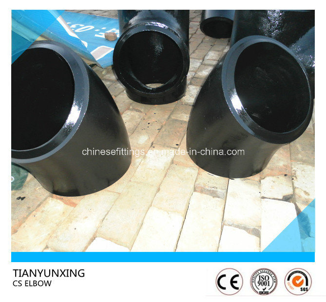 A234wp5cl1 Long Radius Seamless 45degree Carbon Steel Elbow