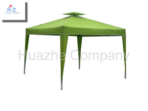 2.5X2.5m Canopy with Roof, Hot Seel Tent Double Roof, Good Quality, Gazebo with Mosquito Net