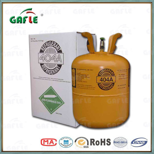Gafle/OEM Refrigerant Gas (R404A) Best Price