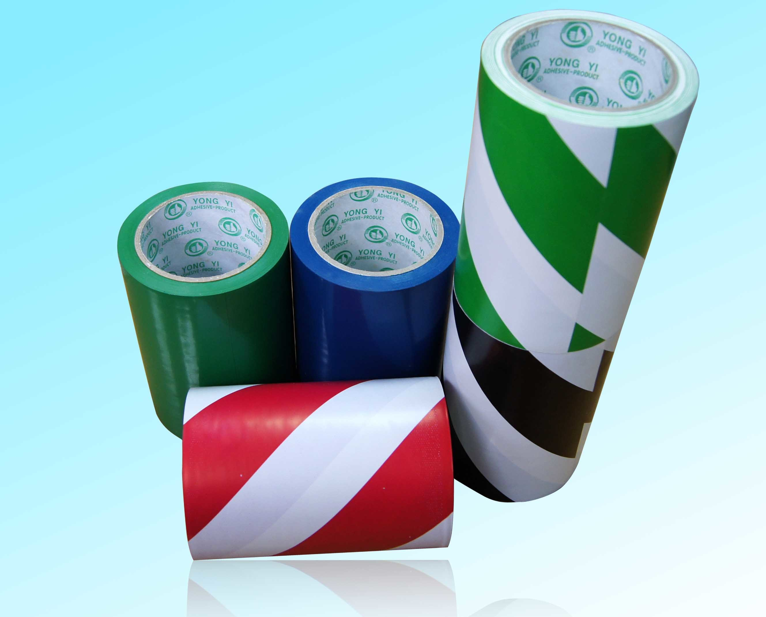 PVC Warning Tapes for Lining and Warning