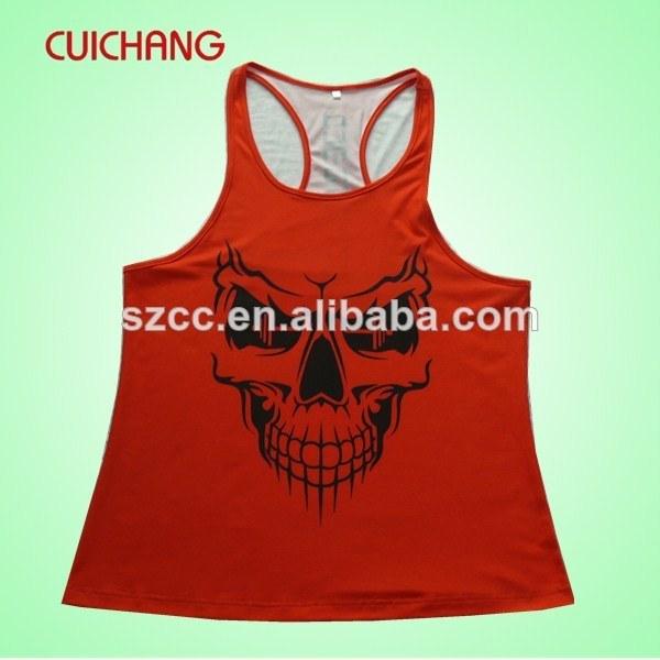 Tank Top, Stringer Tank Top, Muscle Tank, Women/Mem Tank Top, Gym Tank Top, Sports Wear Women Gym Singlet Bx-001
