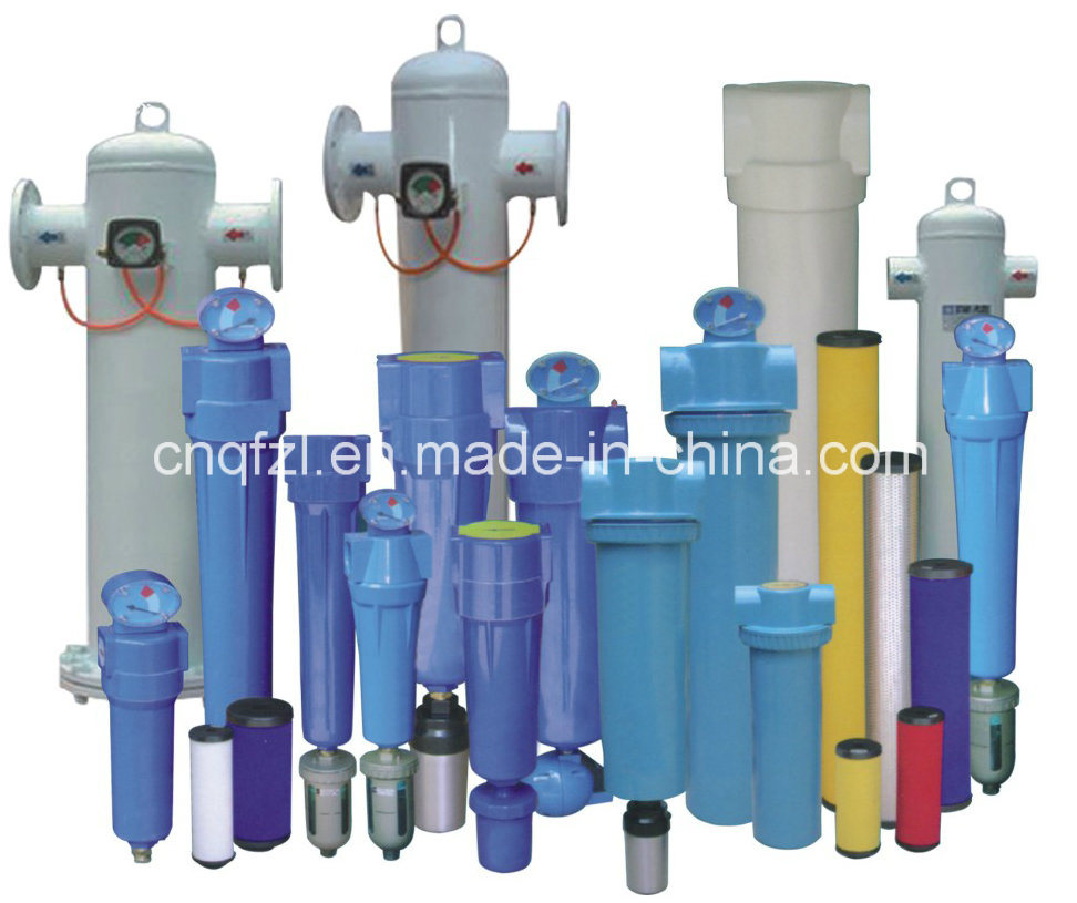 Precise Filter of Compressed Air