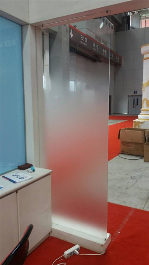 5mm, 6mm, 8mm Obscure Gradient Frost Glass With Factory Price