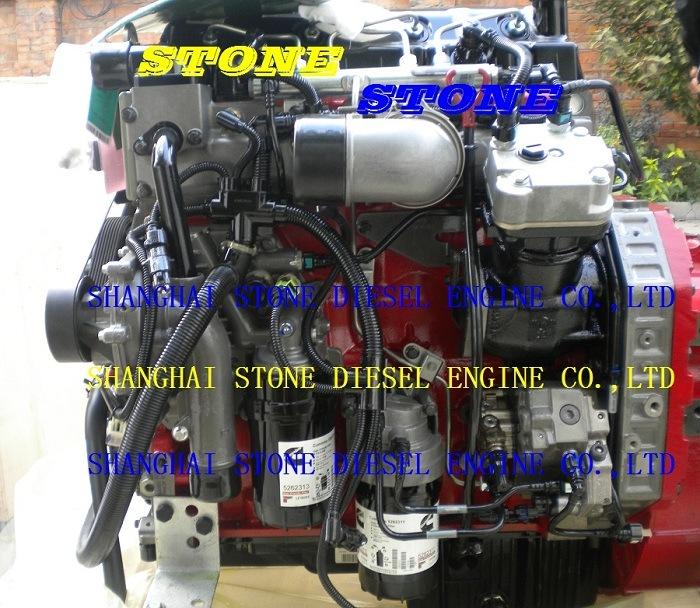 Offer Cummins Engine Isf3.8 Diesel Engine