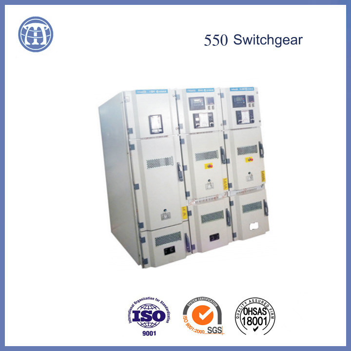 Mdgear 550 Solid Insulation Metal-Clad Switchgear