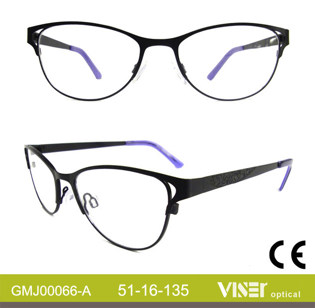 Fashion Optical Glasses, Metal Glasses (66-B)