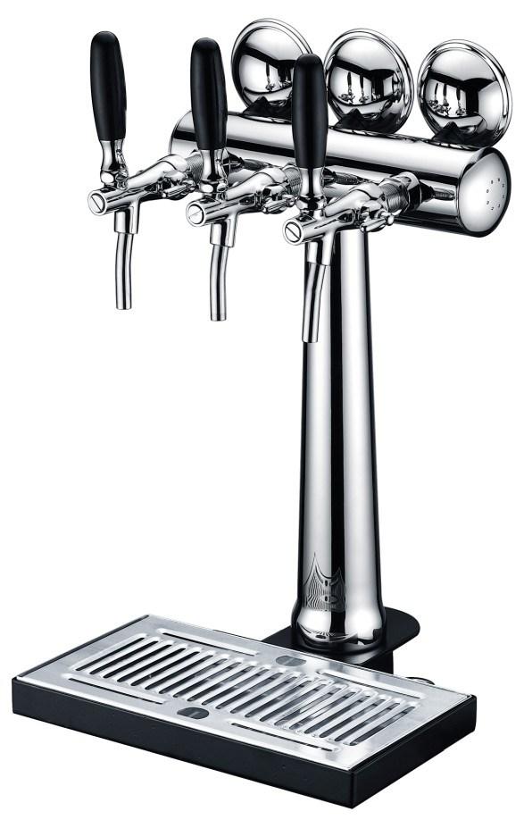 3 Taps Beer Cooler Equipment