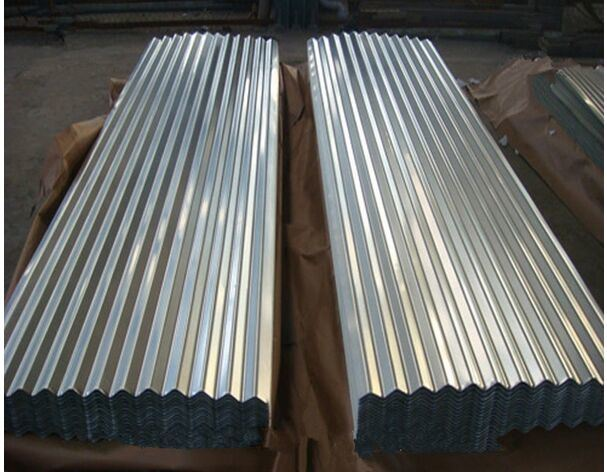 Colour Corrugated Steel Sheet Steel Roof Galvanized Sheet Metal Prices