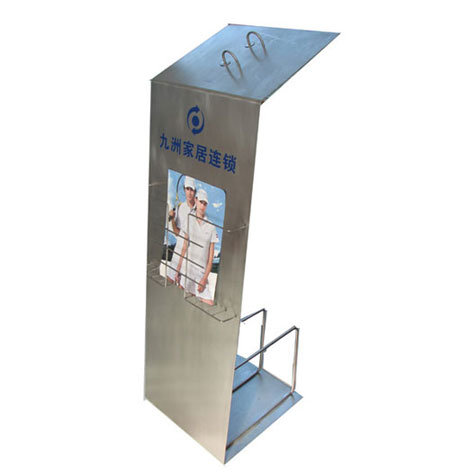 Customized Metal Display Stand, Display Rack
