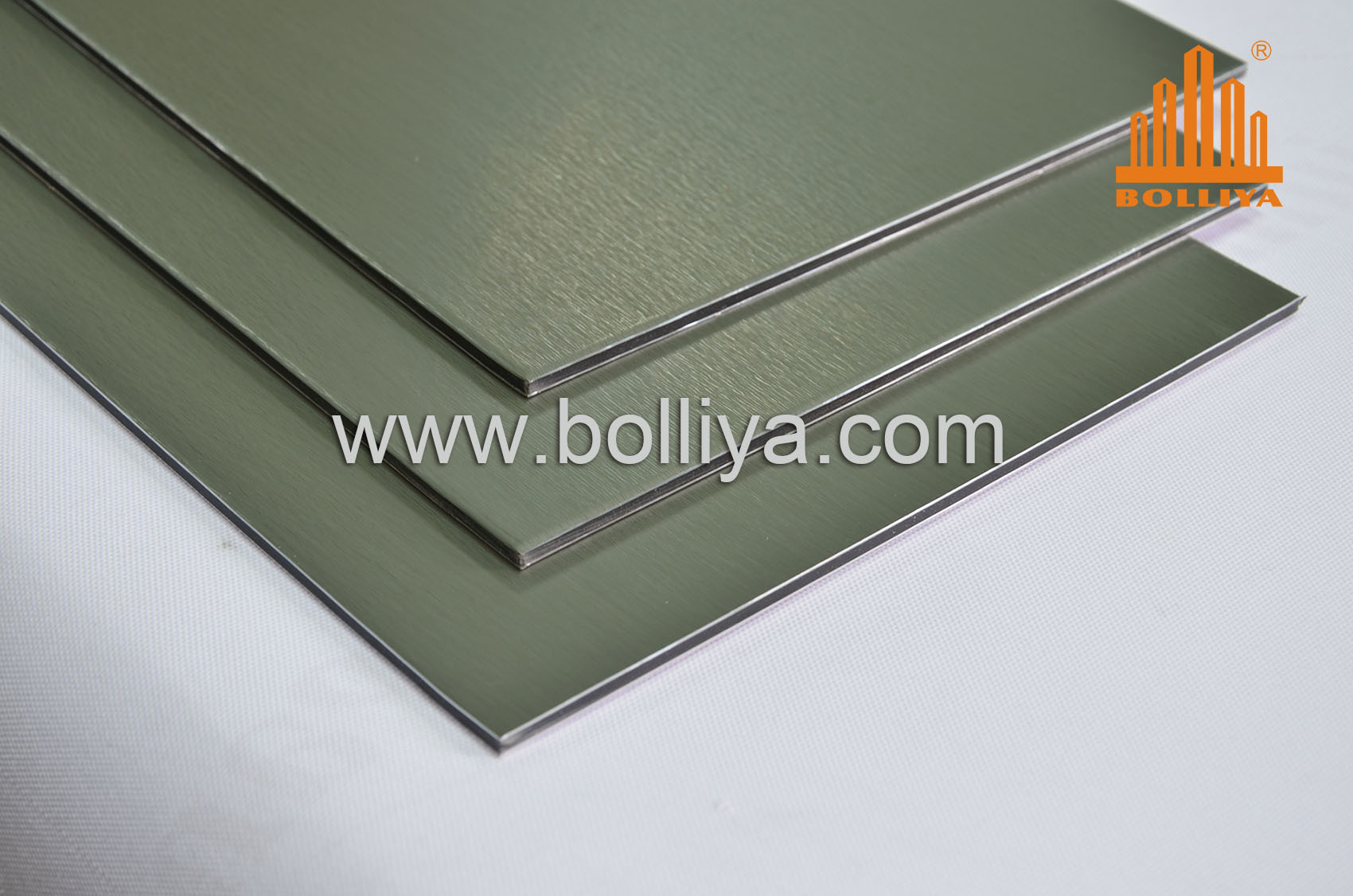 Titaminum Zinc Composite Innovative Wall Decorating M, Aterials Tz-002