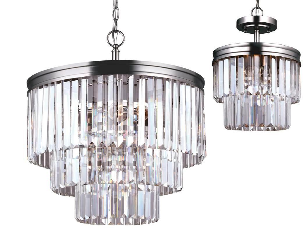 Crystal Chandelier Lamp (WHG-6068)