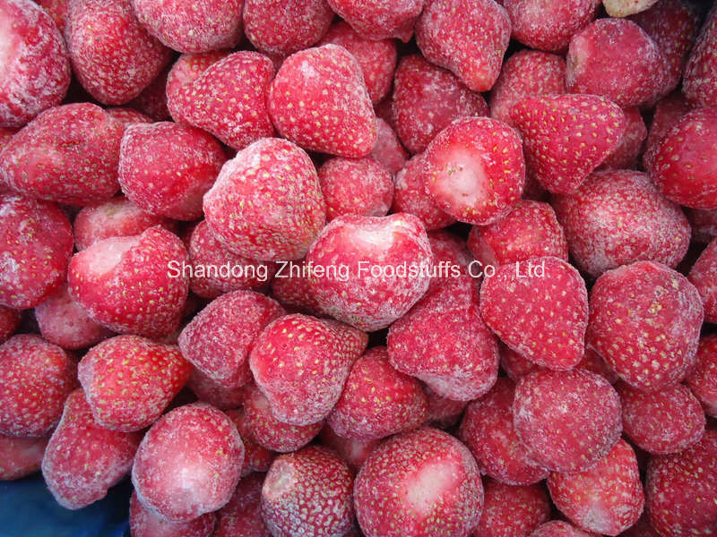 High Quality Chinese IQF Strawberry