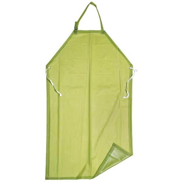 Adult′s PVC PVC/Polyester Waterproof Apron Work Plastic Apron Workwear