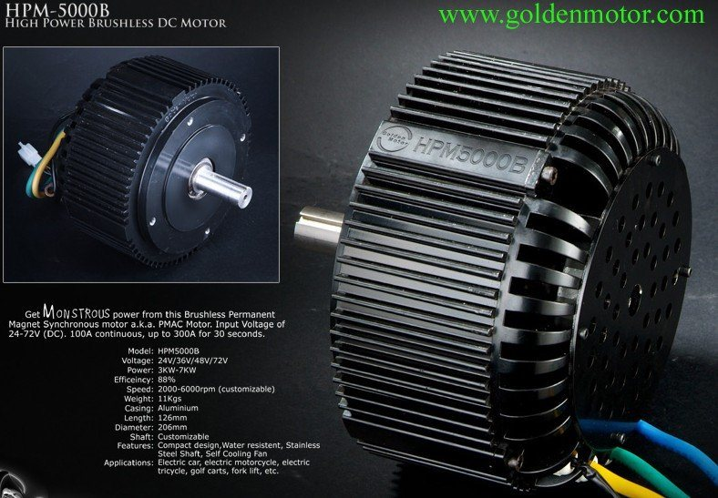 China 10kw brushless dc motor for electric cars electric for Brushless dc motor suppliers