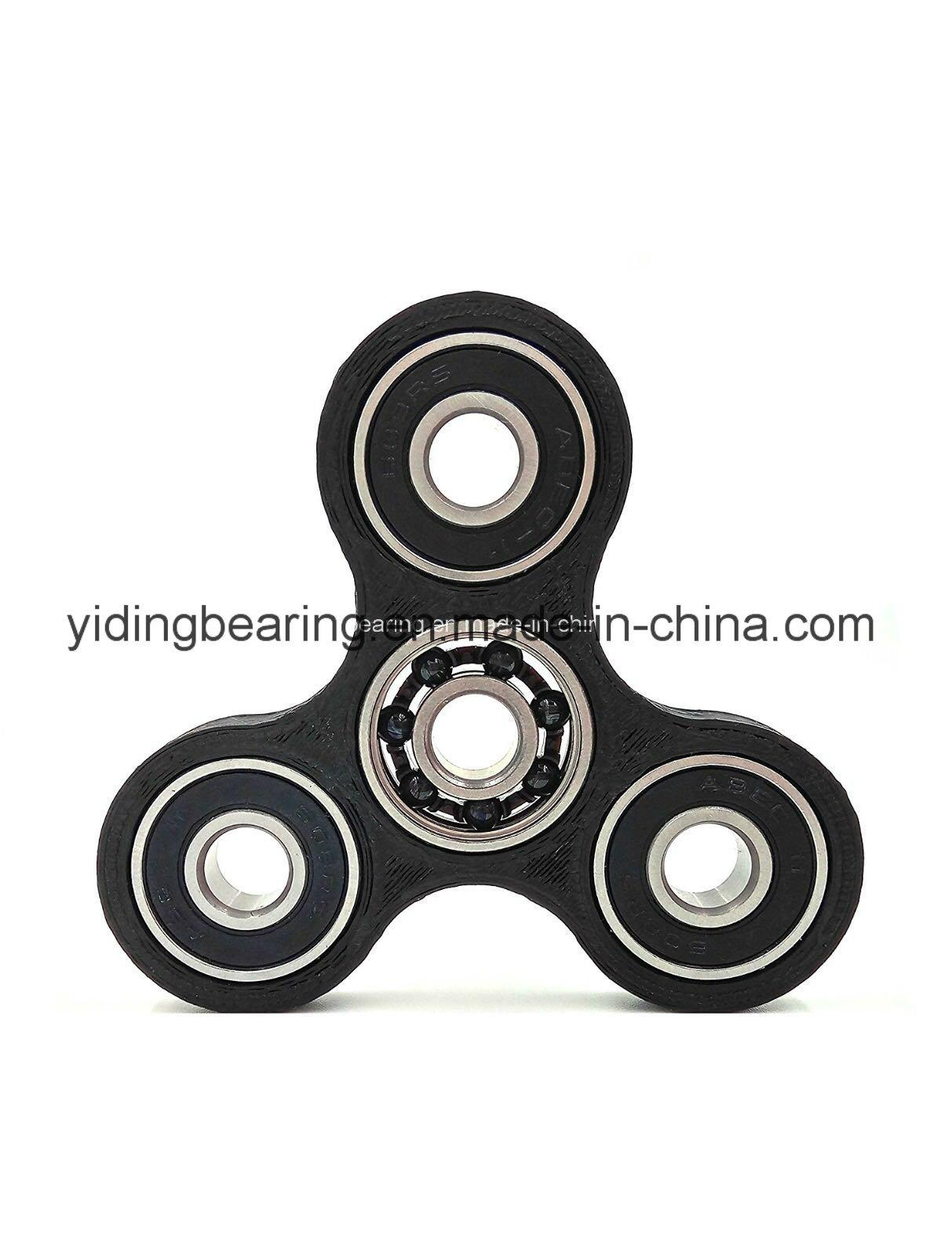 Hand Spinner ABS Plastic Spinner Fidget with Toy Spinner Bearings 608