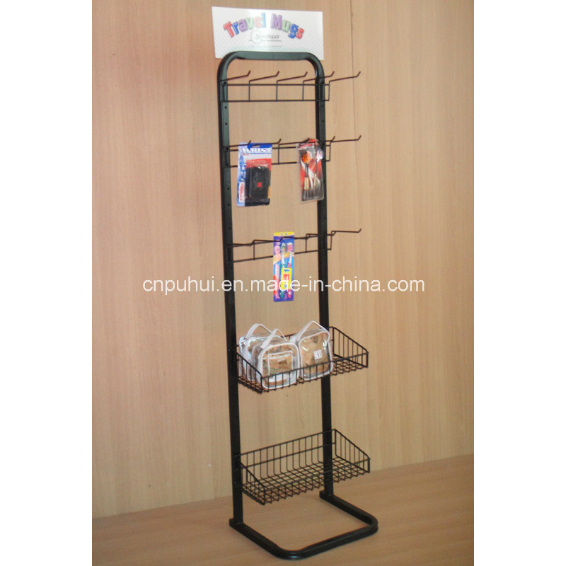 Free Standing Wire and Metal Display Stand (PHY375)
