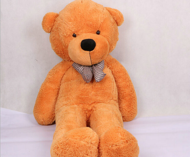 Giant Size Unstuffed Teddy Bear Plush Toy Unstuffed Plush Animal Skins