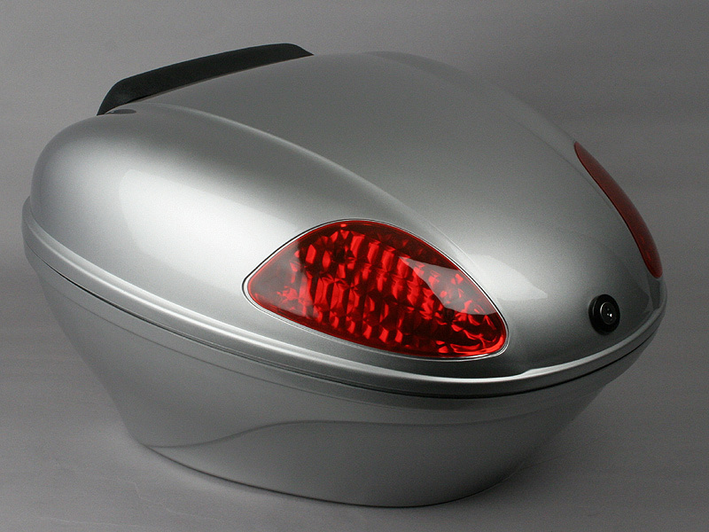 Plastic Tail Box Accessories for Motorcycle Rear Parts (2011)