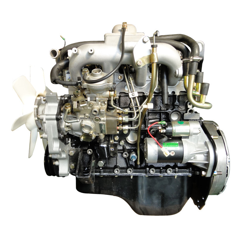 china brand new isuzu engine with spare parts photos