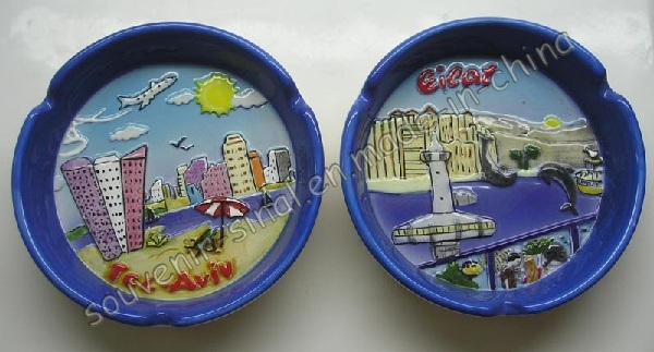 Ceramic Ashtray for Souvenir Gifts