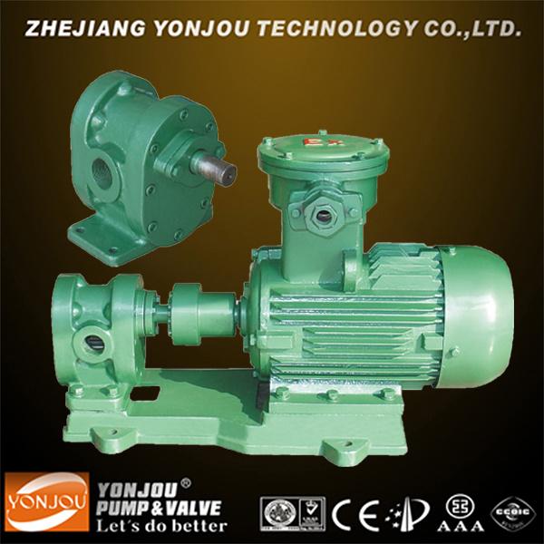 High Pressure Gear Oil Pump (2CY)