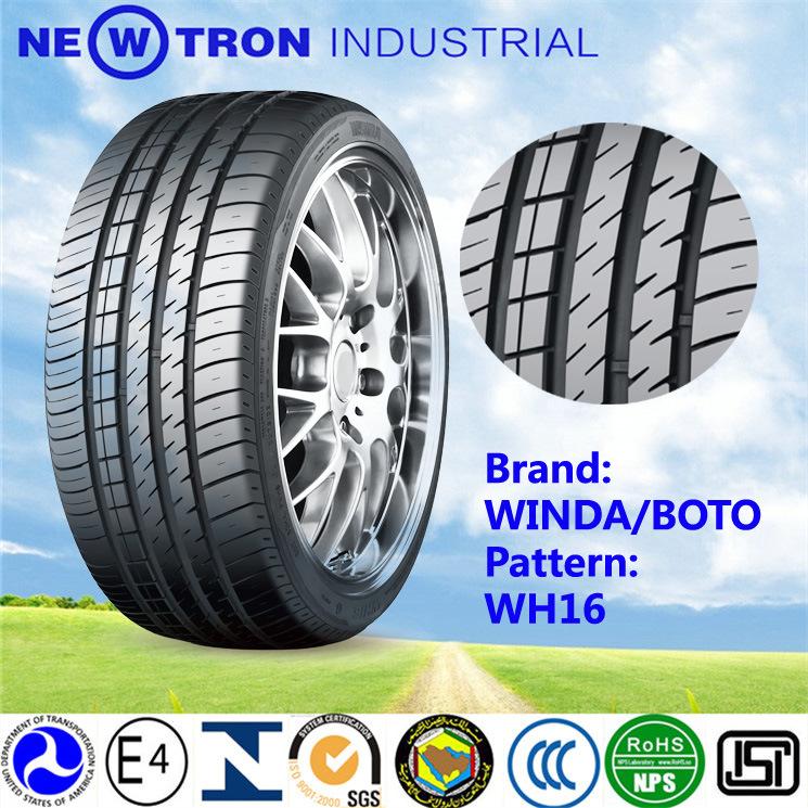 PCR Winda Boto China Cheap Price Car Tyre 185/55r15