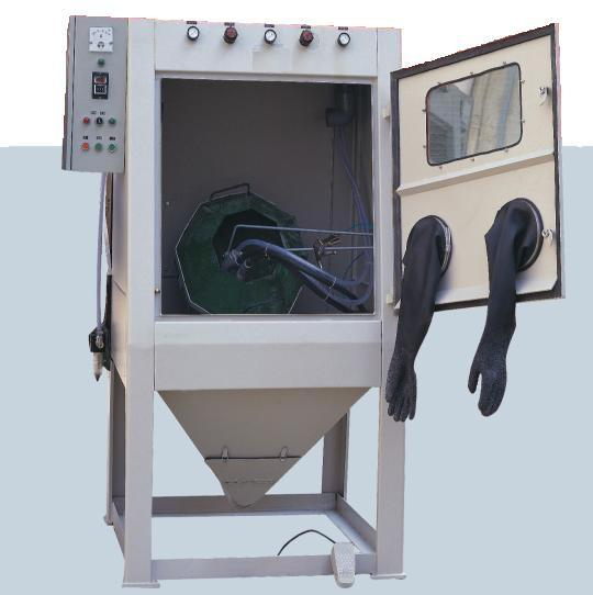 sandblast machine