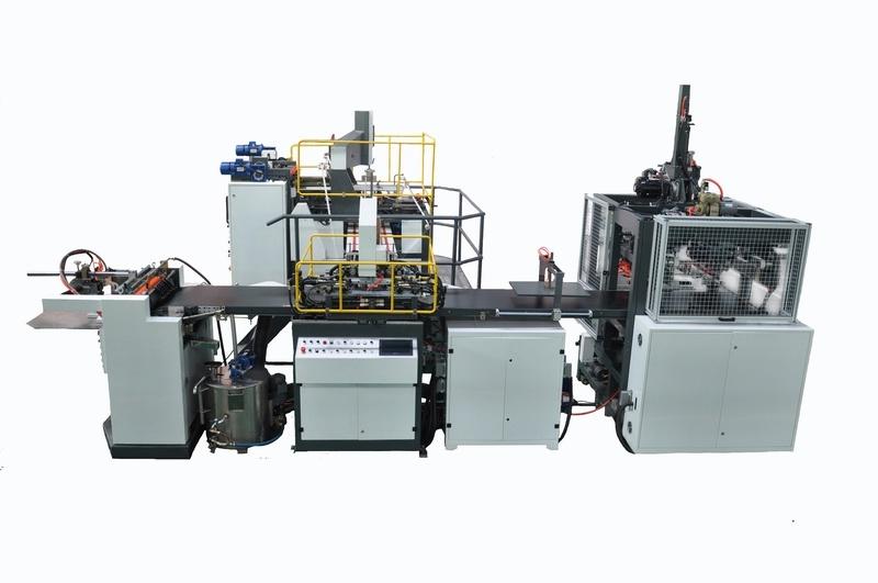 Automatic Rigid Box Machine (LY-600XZH)