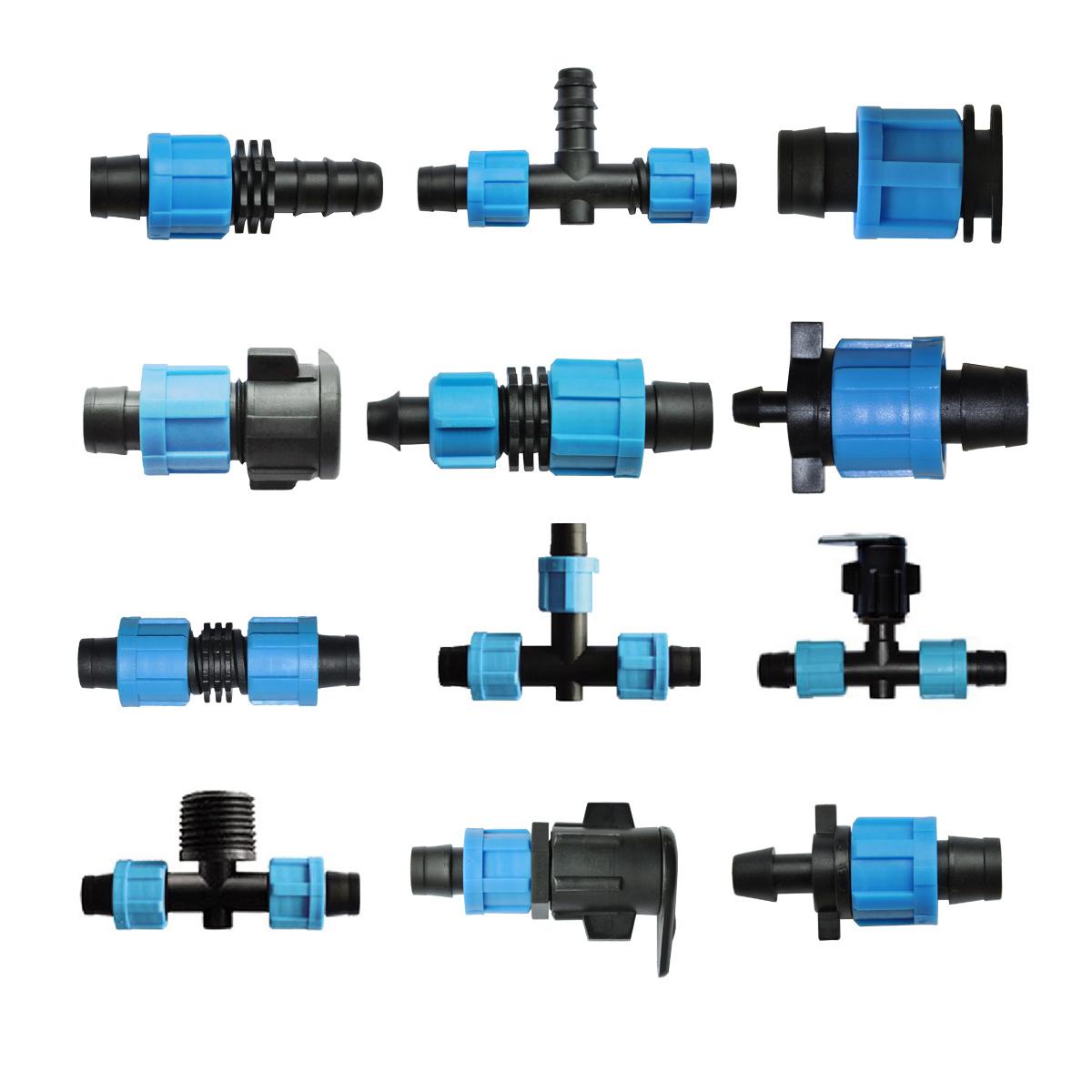 China irrigation drip tape fitting