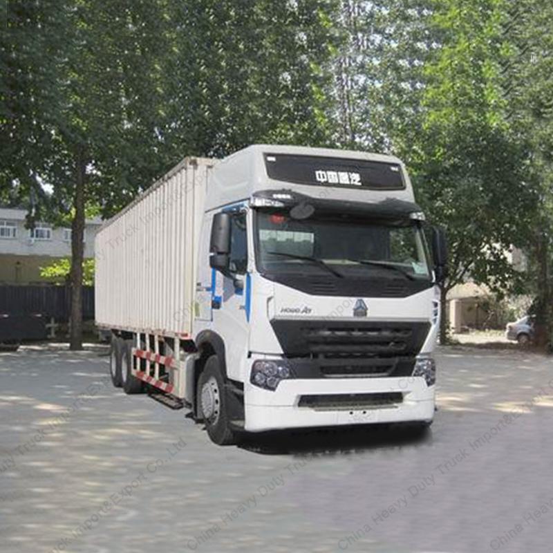 Hot Sale Sinotruk HOWO A7 8X4 Cargo Truck