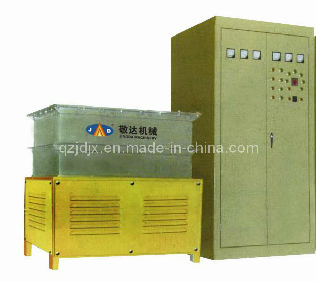 Line- Frequency Cored Induction Furnaces for Melting Brass