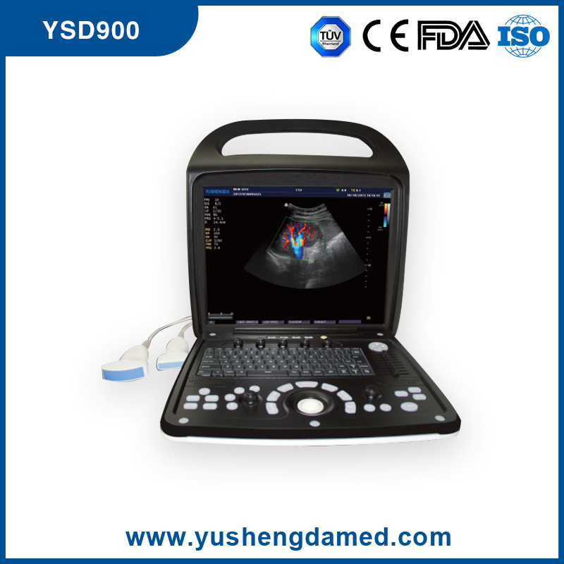 Ysd900b Ce 4D Color Doppler Digital Diagnostic Ultrasound System