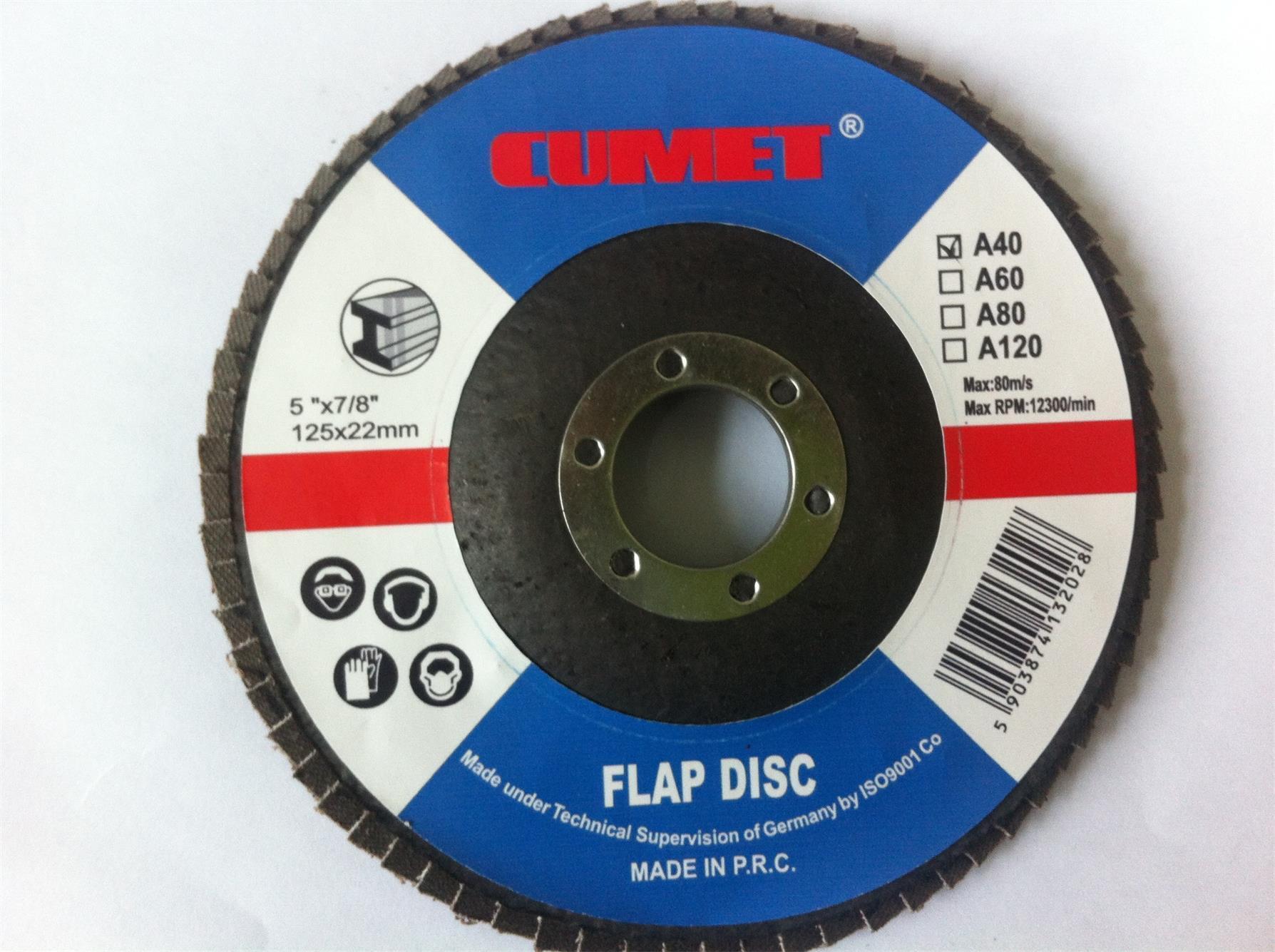 Flap Disc -125X40#