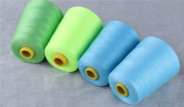 Cheap 100% Spun Polyester Sewing Thread with Different Colors