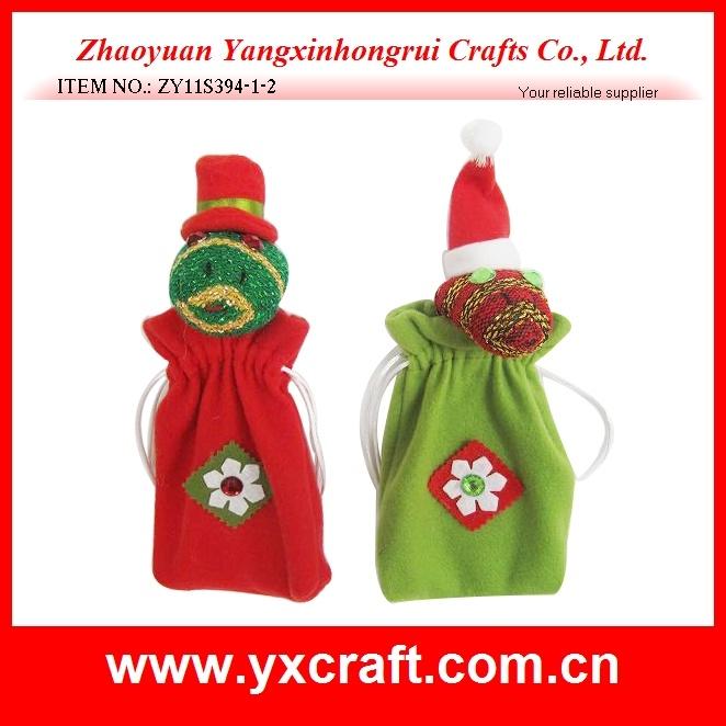 Christmas Decoration (ZY11S394-1-2) Holiday Bag Gift Bag