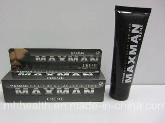 Sex Spray Maxman Creme Enhancer Erectile Sex Delay Creme