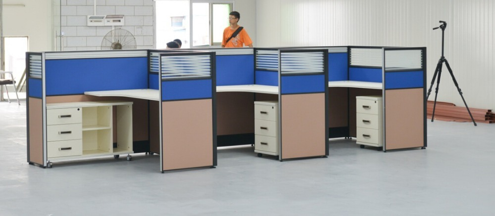 Customized Office Partition Workstation