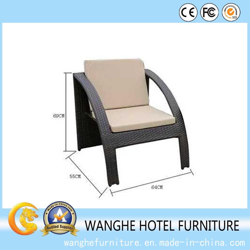 Living Room Furniture Used Leisure Rattan Furniture for Sale