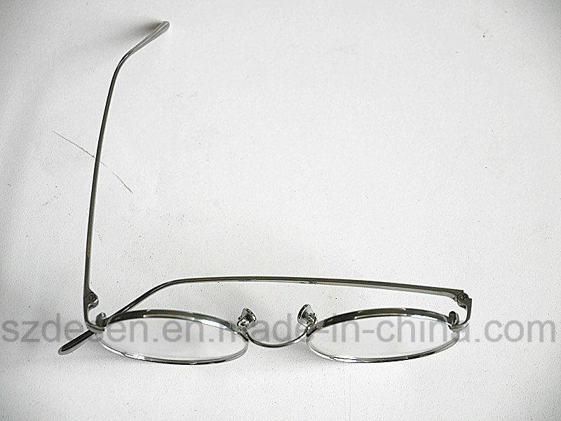 Customized Antique Full Rim Beta Titanium Optical Eyeglasses Frames