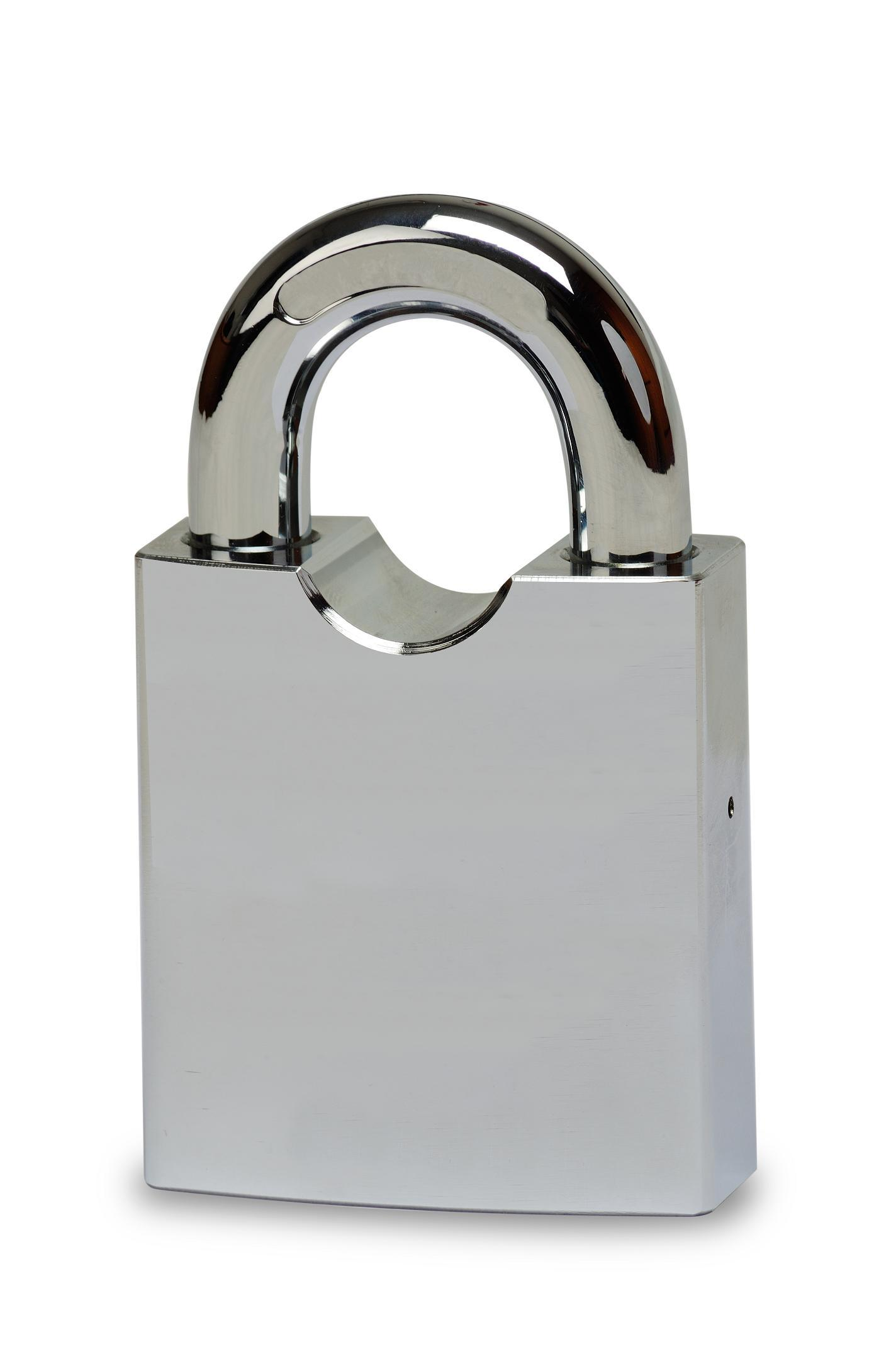 Strong Padlock for Industrial Application