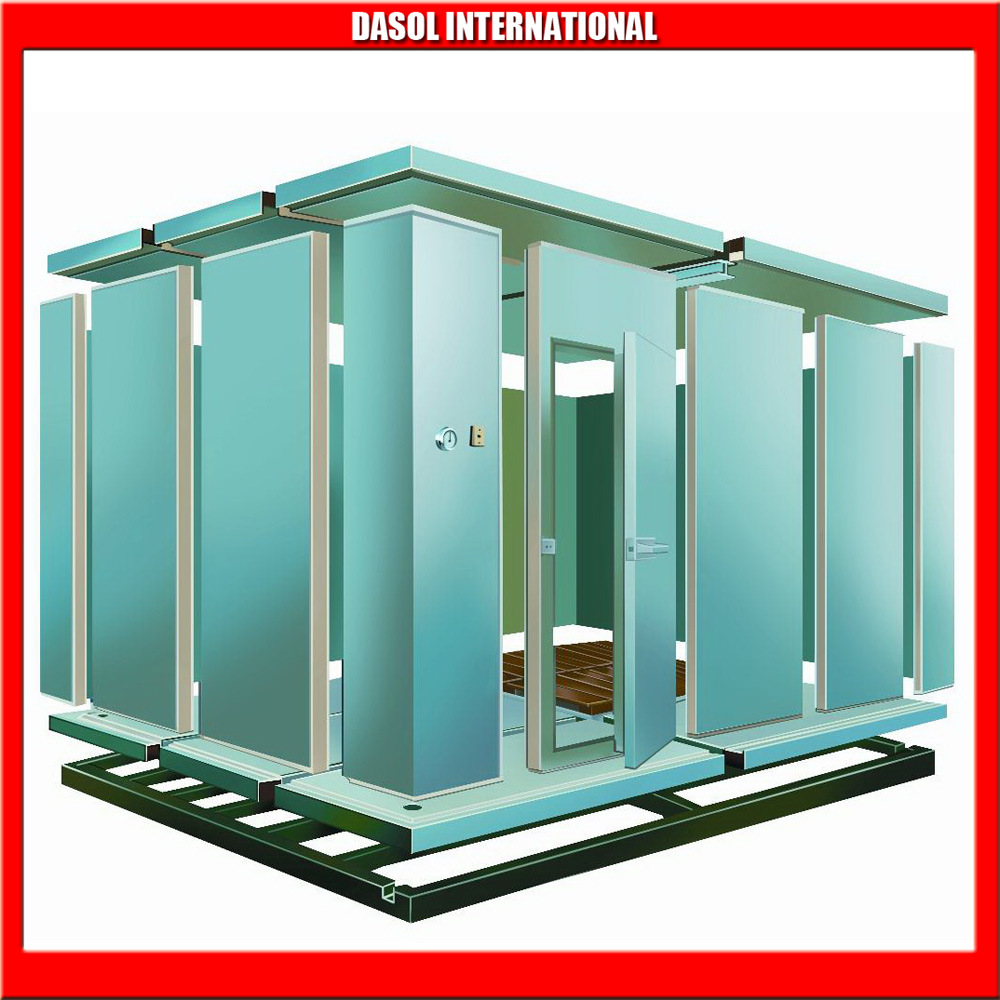Refrigeratory/Fish Storage Cold Room
