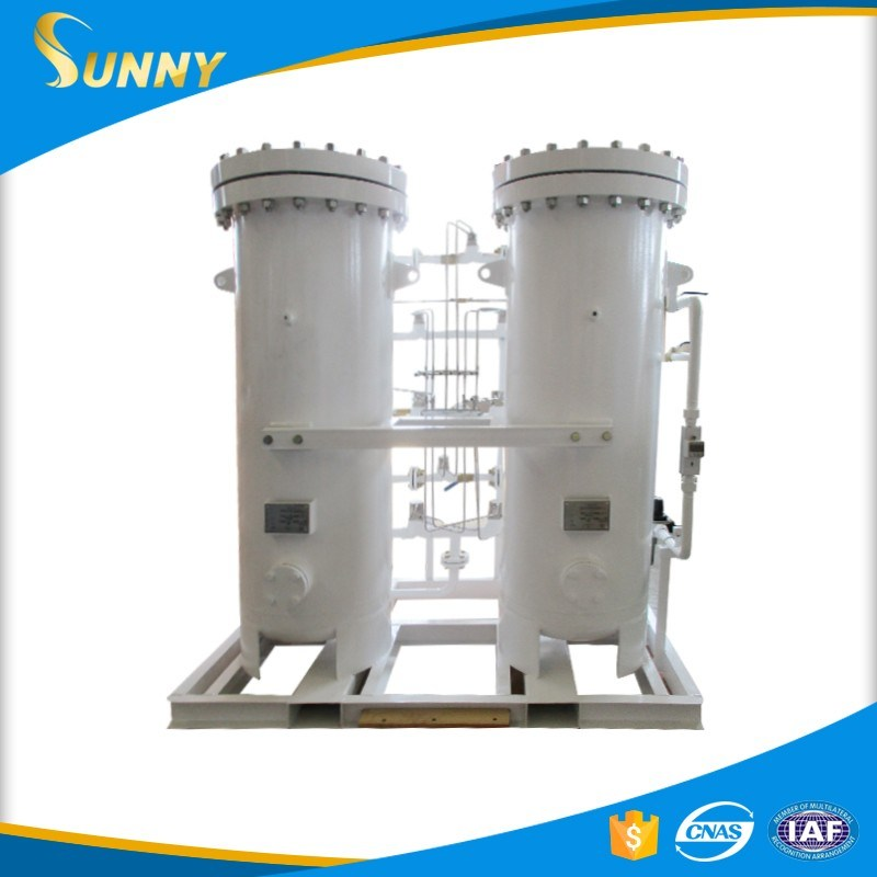 High Purity 93%~99% Medium Industrial Oxygen Plant Cutting and Welding
