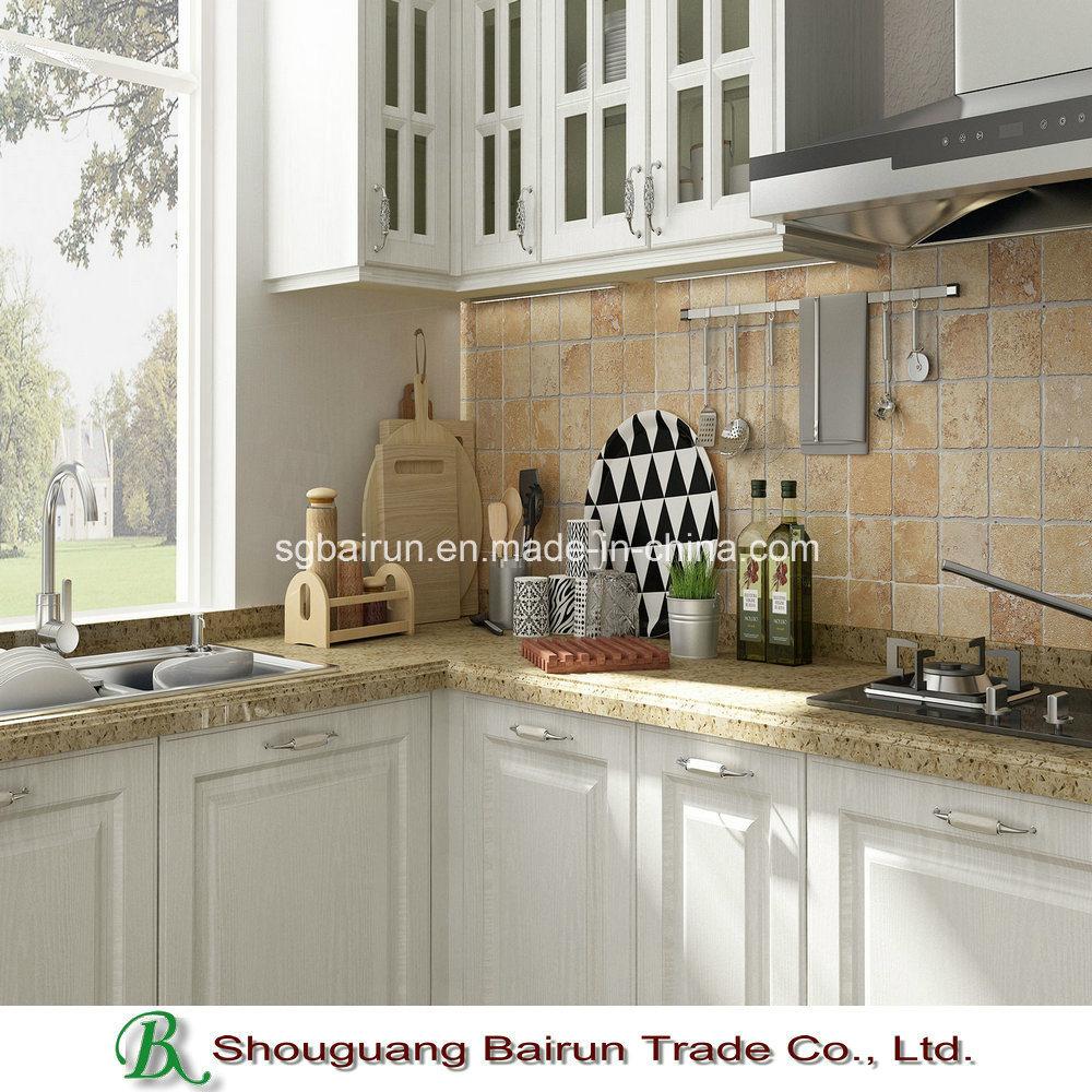 Panel Kitchen Furniture Melamine Kitchen Cabinet