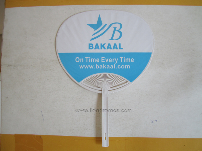 Cheap Giveaways Plastic Hand Fan